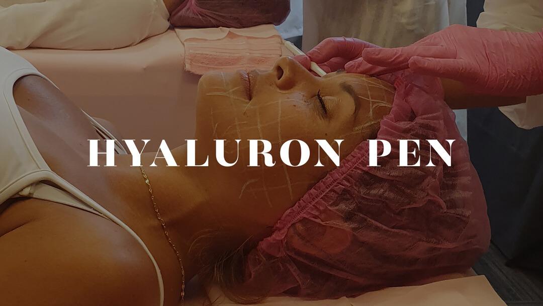 Curso de Hyaluron Pen Online